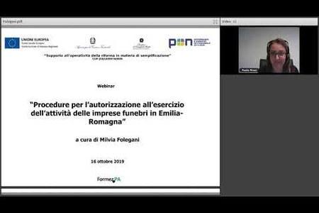 Autorizzazione attività imprese funebri in Emilia-Romagna
