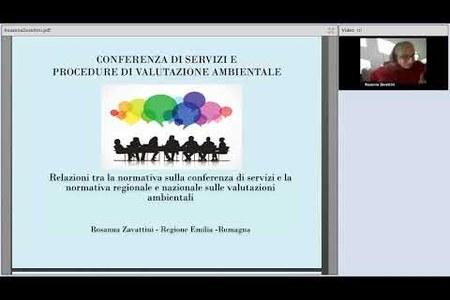 Conferenze di servizi in materia ambientale