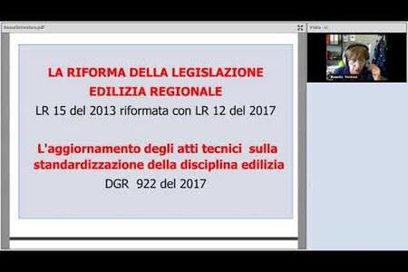 La disciplina edilizia in Emilia Romagna