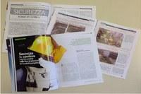 Selezione di nuovi articoli da riviste specializzate in materia di salute e sicurezza sul lavoro