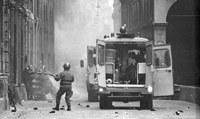 11 marzo 1977: scontri lungo le strade di Bologna