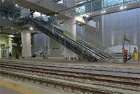 la stazione Alta velocità di Bologna