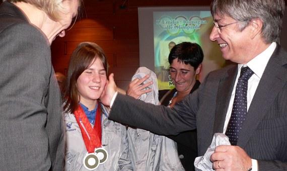 Campioni olimpionici