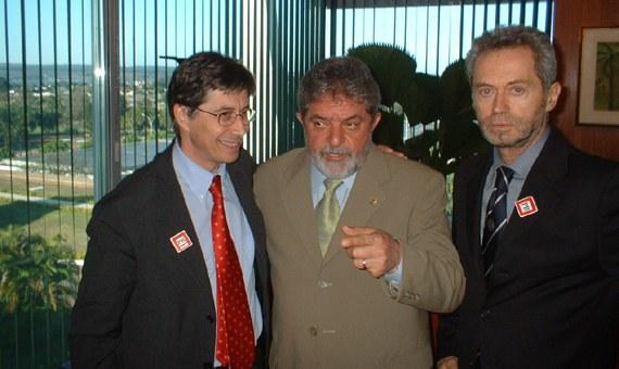 Con Lula