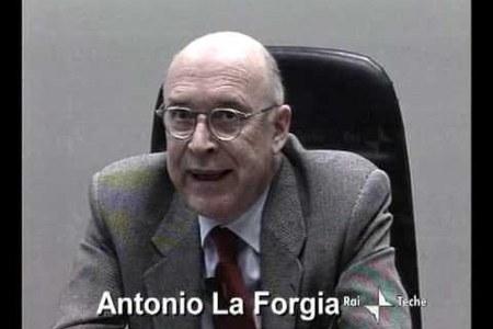 Antonio La Forgia rassegna le dimissioni