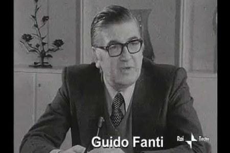 Guido Fanti, presidente della Regione Emilia-Romagna