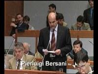 Programma e nuova Giunta di Pierluigi Bersani