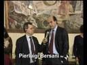 Rielezione di Pierluigi Bersani a presidente della Regione Emilia-Romagna