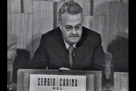 Tribuna regionale, intervento di Sergio Cavina