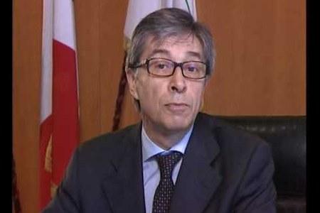 Il presidente Errani parla dei 40 anni della Regione Emilia-Romagna