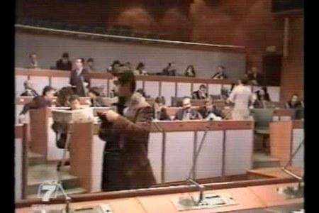 Vasco Errani eletto dal Consiglio regionale