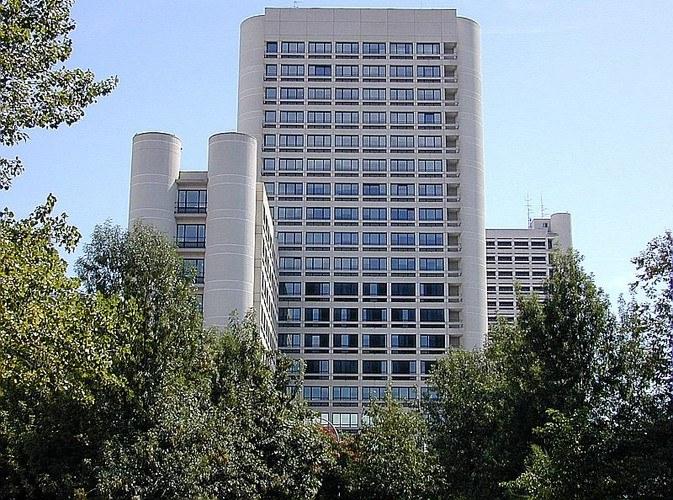 La sede di viale Aldo Moro