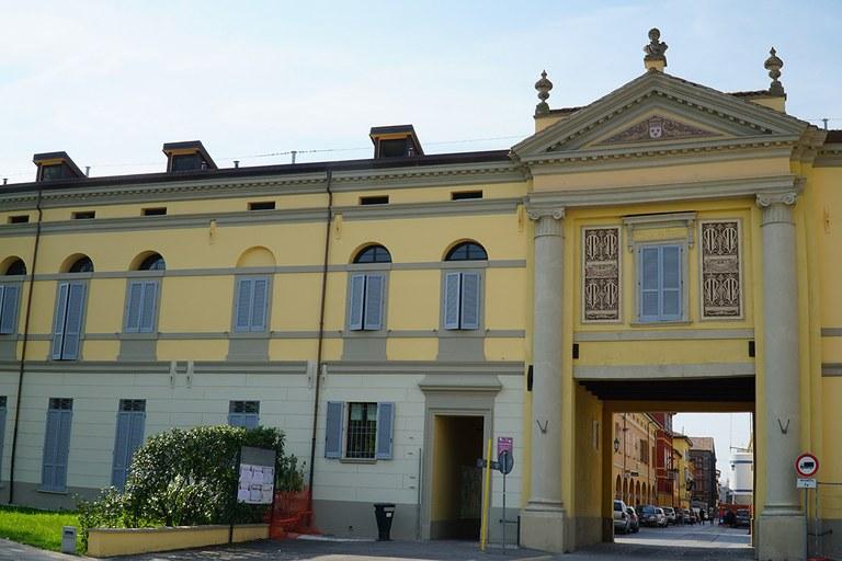 Crevalcore. Lascito Cavallini e porta Bologna ricostruite