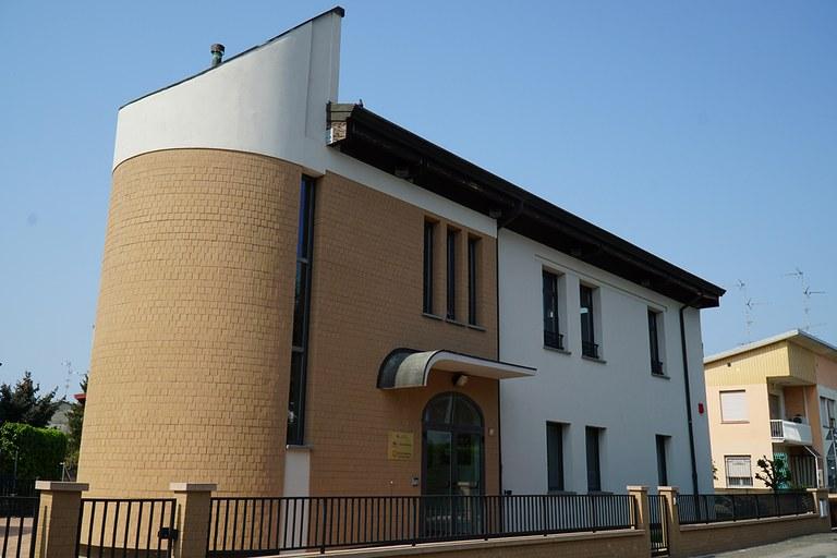 Concordia. Casa della musica ricostruita