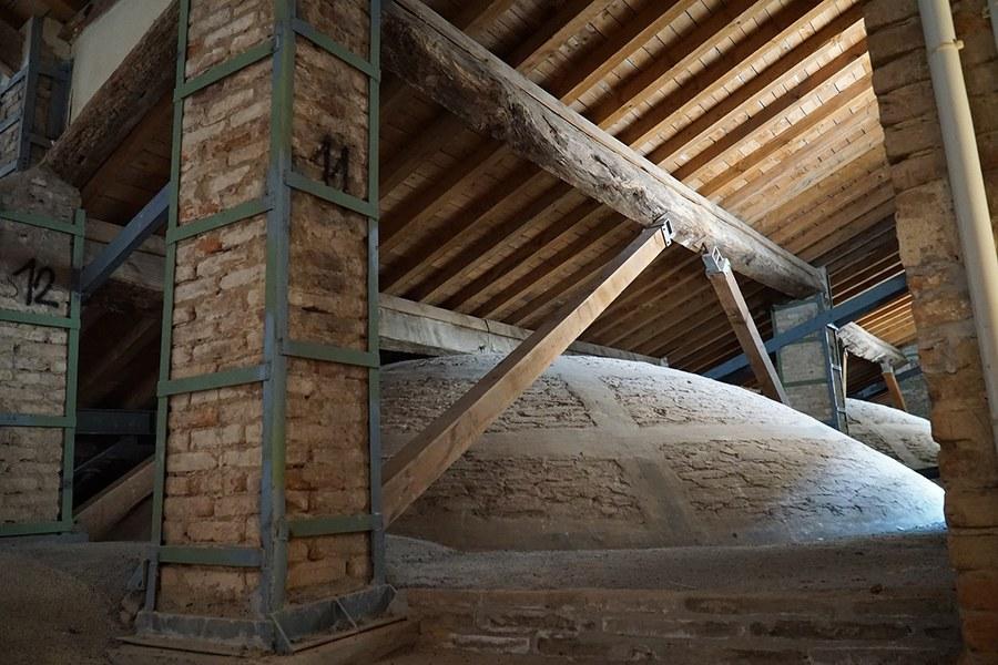 Carpi. Messa in sicurezza nel Duomo ricostruito