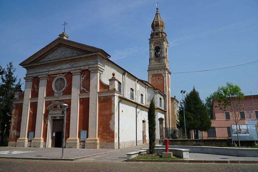 Camposanto. Chiesa di Santa Maria Assunta