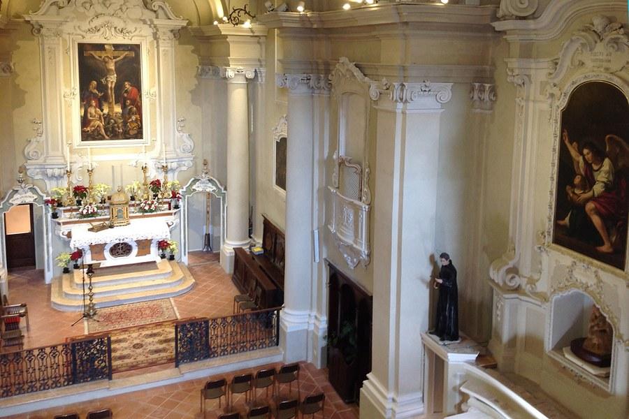 Cento. Chiesa di San Rocco e San Sebastiano restaurata