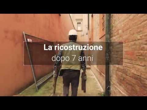 Il sisma e la rinascita in Emilia-Romagna, la ricostruzione a 7 anni dal terremoto del 2012