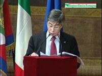 150° Unità d'Italia: il discorso di Errani